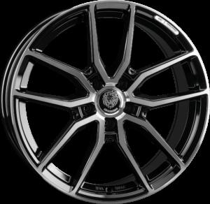 KR1 Black polished